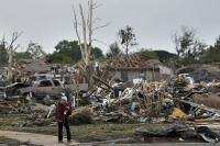 Oklahoma tornado rated top-of-the-scale EF-5